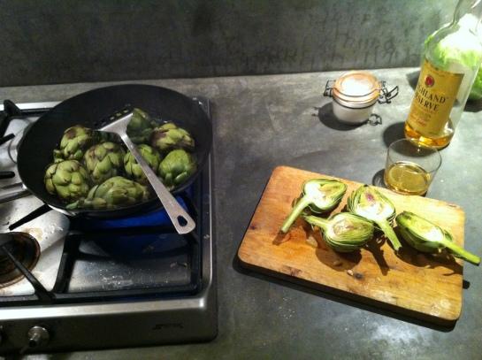 Kök med egen kock