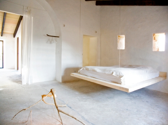 Master bedroom Top Floor Parsley Palace
