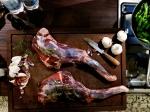Mycket matlagning blir det, här råddjur från svedala.